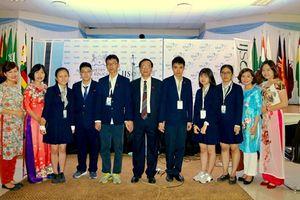 Học sinh HN có số huy chương cao kỷ lục kỳ thi khoa học trẻ quốc tế