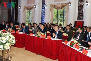 Tăng cường hợp tác giữa 4 tỉnh biên giới với Vân Nam, Trung Quốc