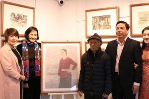 'Hiện thực và Trữ tình'- Hành trình hồi hương của gần 300 tác phẩm hội họa quý