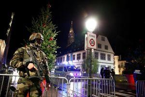 Ảnh, video: Xả súng tại chợ Giáng sinh Pháp, hơn 10 người thương vong