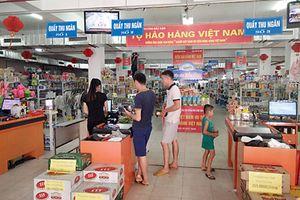 Thị trường hàng Việt: Tạo sức hút và hiệu ứng lan tỏa