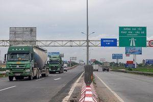 Cao tốc Pháp Vân-Cầu Giẽ sẽ miễn thu phí ba ngày Tết Nguyên đán