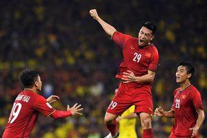 Tiền vệ Huy Hùng: 'Cảm giác ghi bàn trong trận chung kết AFF Cup rất khó tả'
