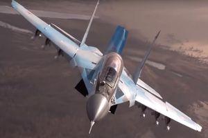 Video Nga 'nhá hàng' tiêm kích mới nhất MiG-35