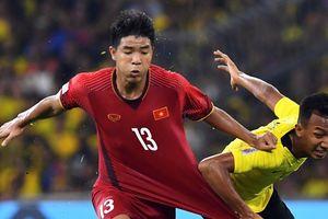 Báo Malaysia tố cầu thủ Việt Nam chơi bạo lực ở Bukit Jalil