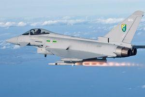 Typhoon Anh thử tên lửa đối phó mọi mục tiêu đường không