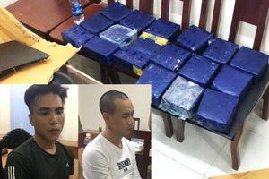 Phá vụ buôn bán hàng chục cân ma túy tổng hợp