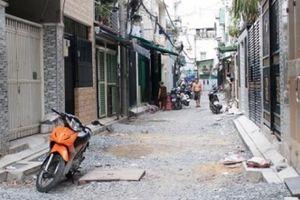 Người Sài Gòn hiến đất tiền tỷ mở rộng hẻm