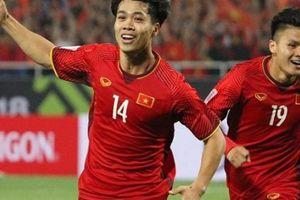Khẩu hiệu của ĐT Việt Nam tại Asian Cup 2019 là gì?