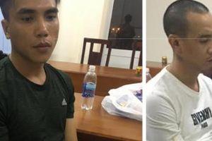 Bị bắt vì giấu 19kg ma túy đá trong loa sắt
