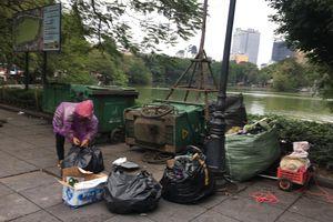 Phân loại rác để xử lý hiệu quả