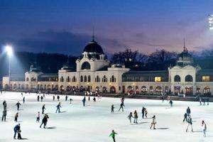 Thành phố mùa đông kỳ diệu nhất Châu Âu