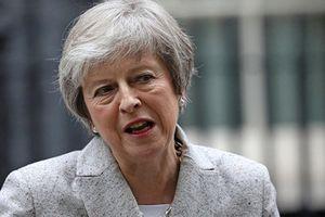 Thủ tướng Anh đối mặt với cuộc bỏ phiếu tín nhiệm