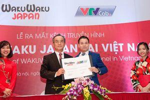 Kênh truyền hình Nhật Bản phát sóng tại Việt Nam