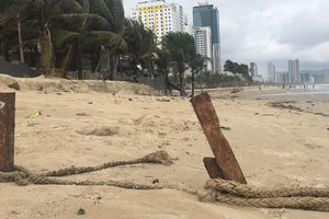 Đà Nẵng nghiên cứu lắp đồng hồ kiểm soát nước thải ra bãi biển