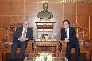 Thúc đẩy hợp tác GD giữa Việt Nam với các quốc gia Bỉ, Đan Mạch