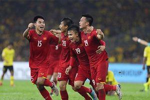 Thành tích ấn tượng vượt xa các đội khác của Việt Nam tại AFF Cup 2018