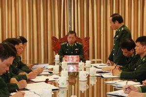 Bộ Tư lệnh BĐBP mở đợt cao điểm đấu tranh phòng chống tội phạm dịp Tết Nguyên đán 2019