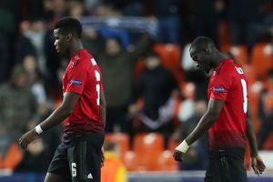 M.U bỏ lỡ cơ hội đứng đầu bảng ở Champions League