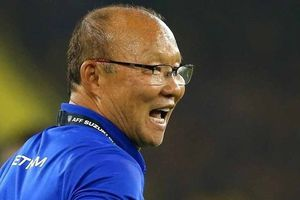 HLV Park Hang Seo được vinh danh trước trận chung kết lượt về AFF Cup