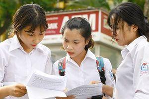 Tăng tỉ lệ điểm thi trong xét tốt nghiệp: Giảm 'phao cứu sinh'