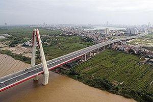 Hà Nội cho xây nhà và nhiều tuyến đường lớn ở 20 bãi sông