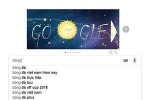 Google công bố xu hướng tìm kiếm nổi bật của người Việt năm 2018
