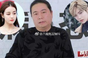 Biên kịch nổi tiếng Trung Quốc chê Lộc Hàm như đàn bà