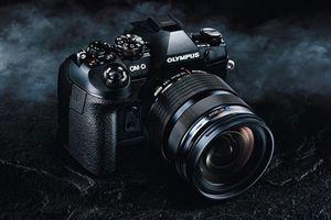 Lộ diện máy ảnh Micro Four Thirds mới của Olympus mang tên OMD EM1X