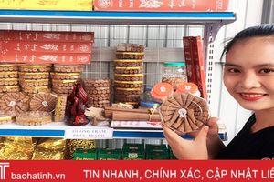 Sản phẩm nông nghiệp tiêu biểu Hà Tĩnh sẵn sàng khai hội