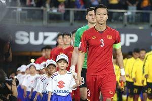 Thầy Park lo lắng khi Quế Ngọc Hải chấn thương trước chung kết lượt về AFF Cup
