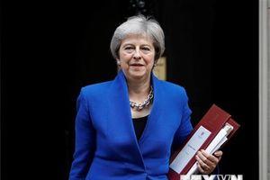 Đảng Bảo thủ Anh bắt đầu bỏ phiếu bất tín nhiệm Thủ tướng May