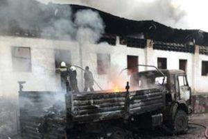 CHDC Congo: Hỏa hoạn thiêu rụi hàng nghìn thiết bị bỏ phiếu bầu cử