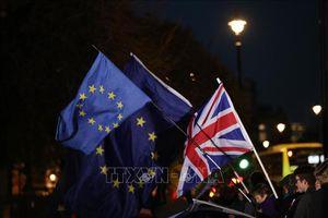 Quốc hội Anh bỏ phiếu về thỏa thuận Brexit trong tháng 1/2019