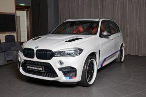 Ngắm BMW X5 M độc đáo đến từ BMW Abu Dhabi Motors