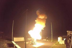 Mỹ, Nhật thử thành công tên lửa SM-3 phóng từ mặt đất đối phó Bắc Triều Tiên, Trung Quốc