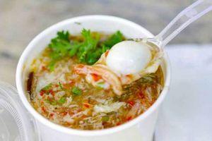 Cách nấu súp cua hấp dẫn như ngoài hàng
