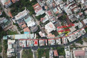 TP HCM: Đề nghị xem xét lại quy hoạch đường 16, phường Bình An
