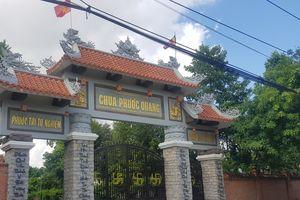 Bà Rịa-Vũng Tàu: Bổ nhiệm trụ trì chồng chéo, Phật tử đánh nhau ngay tại cửa chùa