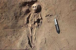 Phát hiện nhiều bộ xương người mất chân và nguyên nhân rùng rợn ẩn sau mộ cổ