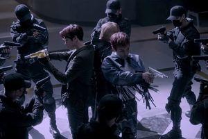 EXO hóa 'quý ông sát thủ' nguy hiểm và đầy quyến rũ trong MV trở lại 'Love Shot'