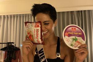 H'Hen Niê tiết lộ bí kíp vàng tại Miss Universe