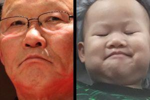 Loạt khoảnh khắc dễ thương hết nấc của cô bé 2 tuổi khiến dân mạng điên đảo vì quá giống HLV Park Hang-seo