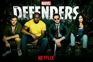 Nhóm Defenders chưa thể sớm trở lại trên Disney+