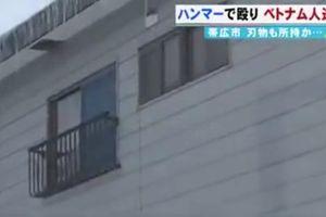 Thực tập sinh người Việt ở Nhật dùng búa đập vào đầu bạn rồi bỏ trốn