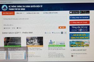 Đà Nẵng: 2 hình thức nhận ý kiến góp ý về môi trường