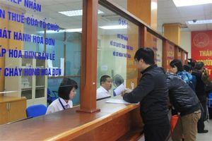 Cục Thuế Hà Nội công khai 1.752 đơn vị, doanh nghiệp nợ thuế, phí