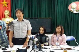 Vụ 'tát học sinh 50 cái' ở Hà Nội: Vẫn chưa có kết quả xác minh