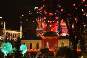 Đón Giáng sinh ở thủ đô Copenhagen