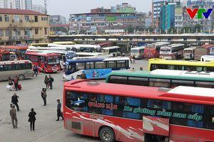 Hà Nội: Tăng gần 1.000 lượt xe phục vụ Tết Nguyên đán 2018